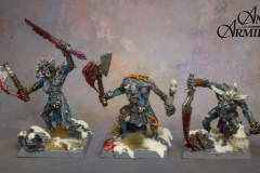 Warriors of Chaos Chaos Trolls